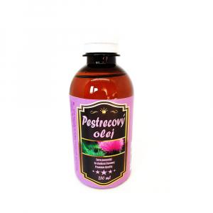 NATUR PRESS Olej z Ostropestřce mariánského 250 ml