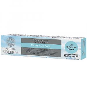 NATURA SIBERICA Zubní pasta Siberial Pearl 100 g