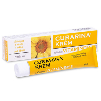 NATURAL Curarina vitamin E krém s echinaceou 50 ml