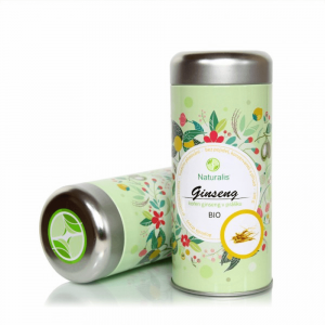 NATURALIS Ginseng 100 g BIO, Klíčová vlastnost: BIO potravina