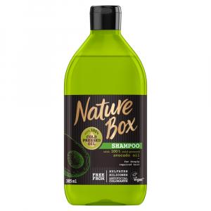 NATURE BOX Šampon na vlasy Avocado 385 ml