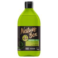 NATURE BOX Sprchový gel Avocado 385 ml