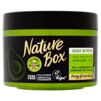 NATURE BOX Tělové máslo Avocado 200 ml