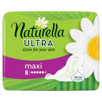 NATURELLA Camomile Ultra Maxi Hygienické vložky 8 ks