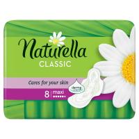 NATURELLA Classic Camomile Maxi Hygienické vložky 8 ks