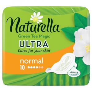 NATURELLA Green Tea Magic Normal Hygienické vložky 10 ks
