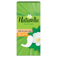 NATURELLA Green Tea Magic Normal Intimky 20 ks