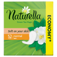 NATURELLA Green Tea Magic Normal Intimní vložky 52 ks