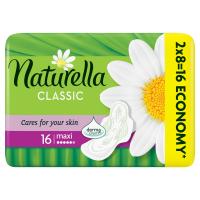 NATURELLA Classic Camomile Maxi Hygienické vložky 16 ks