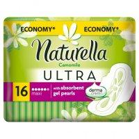NATURELLA Camomile Ultra maxi 16 kusů