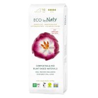 ECO BY NATY Mateřské vložky po porodu 10 ks