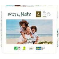 NATY Natahovací plenkové kalhotky Maxi 4 (8-15 kg) 22 ks