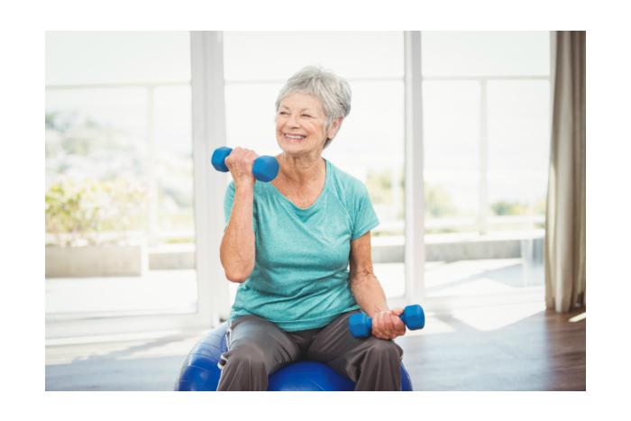 Naučte své stárnoucí rodiče jíst zdravěji a hýbat se. Řekneme vám, jak na to!