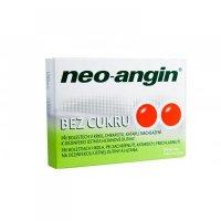 NEO-ANGIN BEZ CUKRU 24 pastilek rozpustných v ústech