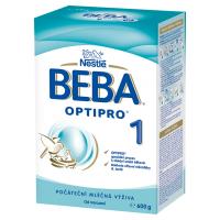 BEBA Optipro1 Počáteční kojenecké mléko od narození 600 g