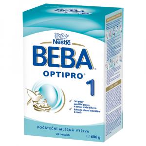 NESTLÉ BEBA OPTIPRO 1 Kojenecká výživa 600 g