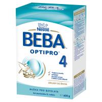 BEBA Optipro 4 Pokračovací batolecí mléko od 15.měsíce 600 g