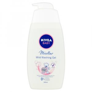 NIVEA Baby Micelární mycí gel 500 ml