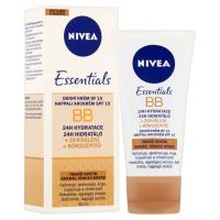 NIVEA BB Hydratační krém 5v1 Tmavá pleť