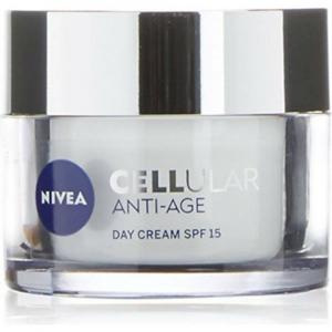 NIVEA Cellular Anti-Age Denní krém pro omlazení pleti OF15 50ml