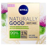 NIVEA Naturally Good Denní krém proti vráskám  50 ml
