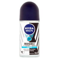 NIVEA Men Invisible for B&W Fresh Kuličkový antiperspirant pro muže 50 ml