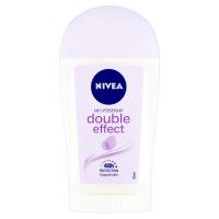 NIVEA Double Effect Tuhý antiperspirant 40 ml
