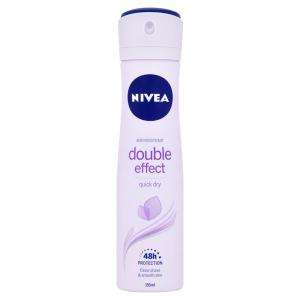 NIVEA Double Effect Sprej antiperspirant 150 ml