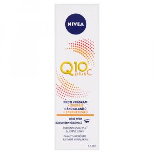 NIVEA Q10 Plus C Oční péče proti vráskám 15 ml