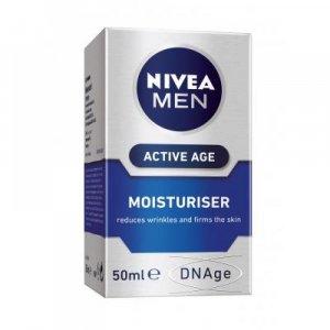 NIVEA Men Active Age Hydratační pleťový krém pro muže 50 ml