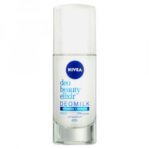 NIVEA Deo Beauty Elixir Fresh Deomilk Kuličkový antiperspirant 40 ml