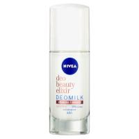 NIVEA Deo Beauty Elixir Sensitive Deomilk Kuličkový antiperspirant 40 ml