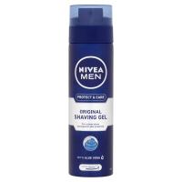 NIVEA Men Protect & Care Gel na holení 200 ml
