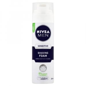 NIVEA Men Sensitive Pěna na holení 200 ml
