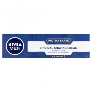 NIVEA Men Protect & Care Krém na holení 100 ml