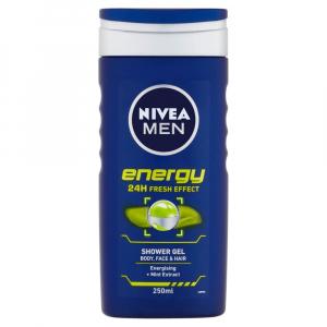 NIVEA Men Energy Sprchový gel pro muže 250 ml