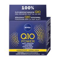 NIVEA Q10 Power Krém proti vráskám Noční 50 ml