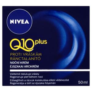 NIVEA Q10 Plus Krém proti vráskám Noční 50 ml