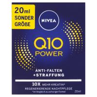 NIVEA Q10  Power Zpevňující noční krém proti vráskám 20 ml