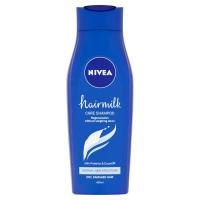 NIVEA Hairmilk Šampon pro normální vlasy 400 ml