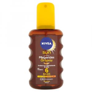 NIVEA Sun Olej na opalování ve spreji OF 6 150 ml