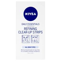 NIVEA Osvěžující čisticí pleťové náplasti 6 kusů