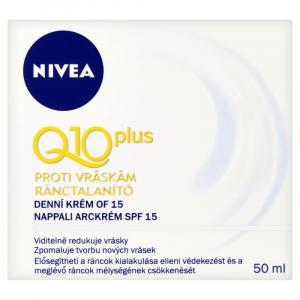 NIVEA Q10 Plus Krém proti vráskám Denní 50 ml