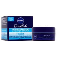NIVEA Essentials Zvláčňující krém pro normální až smíšenou pleť Noční 50 ml