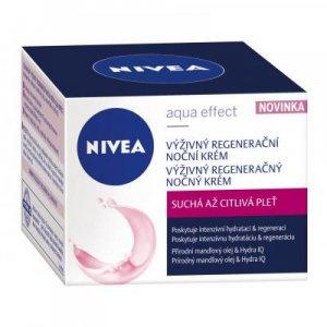 NIVEA Visage Výživný regenerační noční krém 50 ml