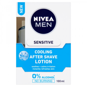 NIVEA Men Sensitive Cooling Voda po holení 100 ml