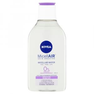 NIVEA  MicellAir Zklidňující micelární voda pro citlivou pleť 400 ml