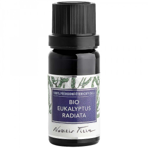 NOBILIS TILIA Bio Eukalyptus radiata 10 ml