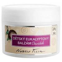 NOBILIS TILIA Dětský eukalyptový balzám Davídek 50 ml