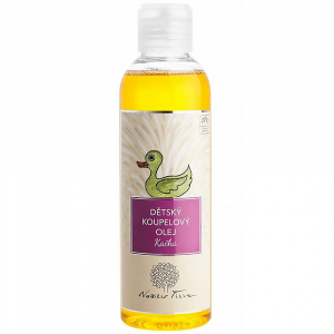 NOBILIS TILIA Dětský koupelový olej Kačka 200 ml